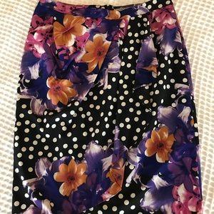 Anthropologie Baraschi Pencil Skirt